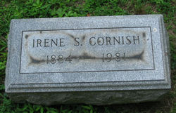 Irene <i>Sacks</i> Cornish