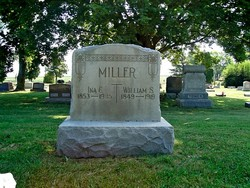 Ina C <i>Gardner</i> Miller