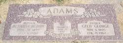 Bethana <i>Henrie</i> Adams
