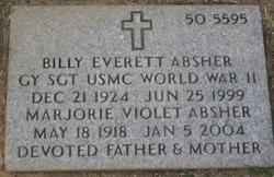 Marjorie Violet Absher