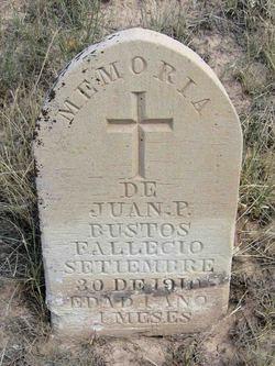 Juan P. Bustos