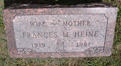 Frances Martha <i>Archer</i> Heine