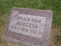 Donald Dean Burgess
