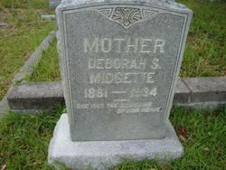 Deborah Sarah <i>Farrow</i> Midgette