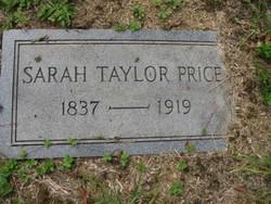 Sarah Jane <i>Forrester</i> Price