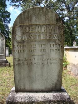 Henry Carson Castles