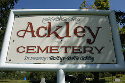 Ackley Cemetery