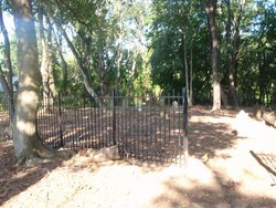 Wikoffs Hill Burial Ground