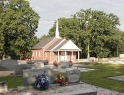 Friendship Baptist Church Cemetery #2