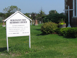 Free Methodist Church Cemetery