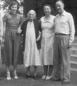 Augusta Bertha Cristy <i>Muche</i> Comstock