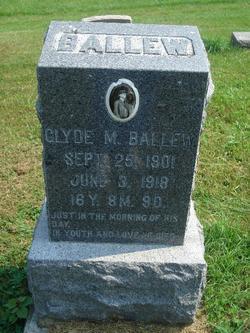 Clyde Murlin Ballew