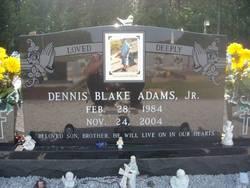 Dennis Blake Adams, Jr