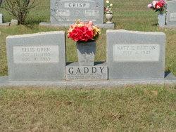 Ellis Oren Gaddy