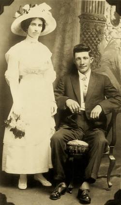 Eva Lydia <i>Huston</i> Herridge