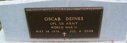 Oscar Deines