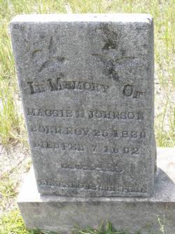 Maggie L Johnson