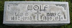 Mary Catherine <i>Faley</i> Wolf