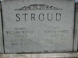 Hattie <i>White</i> Stroud