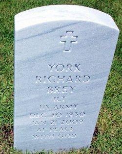 York Richard Brey