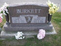 Donna M <i>Pearson</i> Burkett