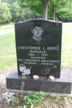 Christopher J <i>Ronquillo</i> Kranz