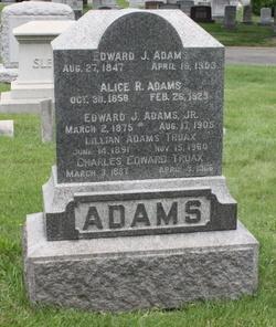 Edward J Adams, Jr