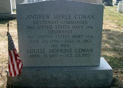 Andrew Merle Cowan, Sr
