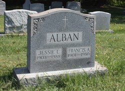 Jesse Louise <i>Carrick</i> Alban