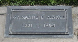 Caroline E Pearce