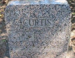 Ina Georgia <i>Cates</i> Curtis