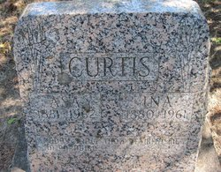Ina Georgia Curtis