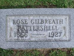 Rose A <i>Gilbreath</i> Battershell
