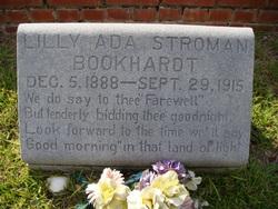 Lilly Ada <i>Stroman</i> Bookhardt