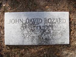 John David Bozard