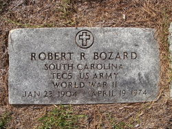 Robert R. Bozard