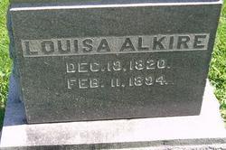 Louisa Alkire