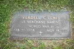 Verdell C Lewis