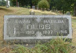 Matilda Esther <i>Patten</i> Olds