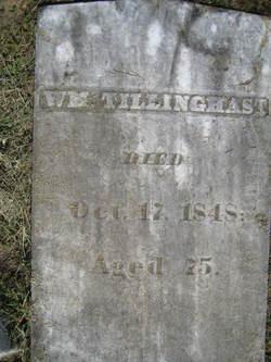 William Tillinghast