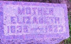 Elizabeth <i>Miller</i> Bickel
