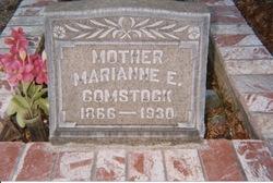 Marianne Elizabeth <i>Sexton</i> Comstock