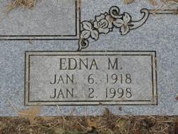 Edna M. <i>Linkous</i> Jones