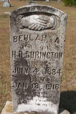 Beulah A. <i>Thompson</i> Currington
