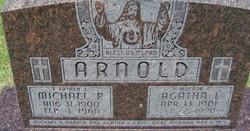 Agatha L <i>Brull</i> Arnold