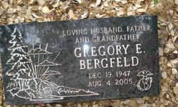 Gregory E Bergfeld