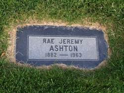 Rachel Grace Rae <i>Jeremy</i> Ashton