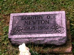 Dorothy O. <i>Gilliland</i> Newton