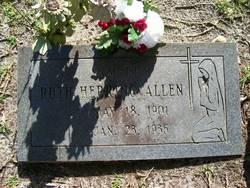 Ruth <i>Herring</i> Allen