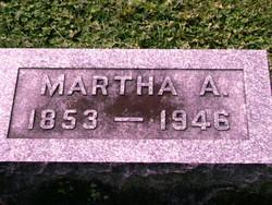 Martha A. Evangeline Mattie <i>Rominger</i> Essex